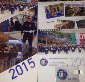 Calendario 2015 e Gadget